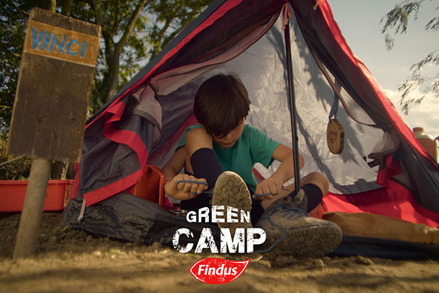 Findus - Green Camp